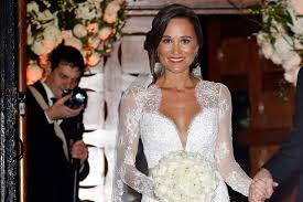 Pippa Wedding Is This Pippa Middletons Wedding Dress Daily Mail Online