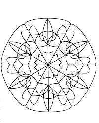 free coloring page mandalas to download for free 21