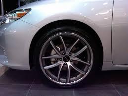 lexus es300 rims and tires 2013 lexus es350 w lorenzo wl199 20