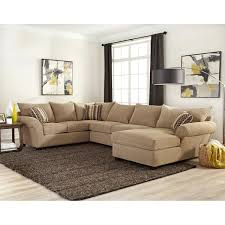 Bed Sofa Furniture Fabric Sofas U0026 Sectionals Costco