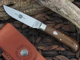 great eastern cutlery canoe hunter satin american chestnut 1095
