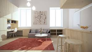 home small space design studio apartment furniture studio
