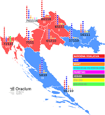 2016 Election Prediction Map by Final Prediction Of The Croatian 2016 General Election Oraclum Blog