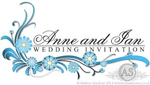wedding designs floral wedding stationery in light blue a s invites