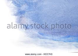 abstract oil painting background blue and green brush strokes