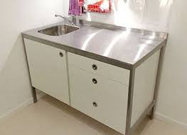 free standing kitchen sink units free standing kitchen sink with tap and unit new u s portable ikea