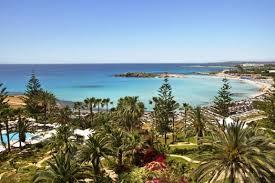 agia ayia napa cyprus tourist maker