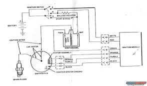 unilite distributor wiring diagram ford unilite ignition wiring