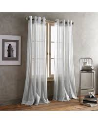 Criss Cross Curtains Tis The Season For Savings On Dkny Crisscross Sheer 95 Grommet