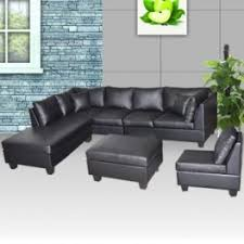 Large Corner Sofa 3 42m Pu Leather Large Corner Sofa Lounge Couch With Reversible