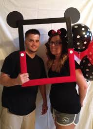 Mickey Mouse Photo Booth Mickey Mouse Birthday Party Photobooth Frame To Make You Will