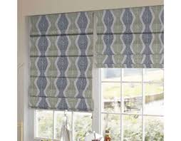 online presto green color floral printed window blind india ready