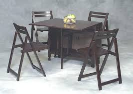 small foldable table and chairs fold away kitchen table and chairs large size of dining table