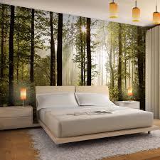 Design Vom Schlafzimmer Fototapete Wald Schlafzimmer Fototapete Wald Schlafzimmer 3d