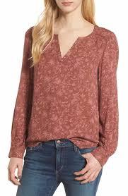 brown blouse s brown tops tees nordstrom