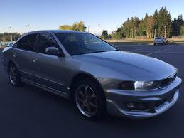 mitsubishi galant vr4 1999 mitsubishi galant vr 4 type s twin turbo for sale