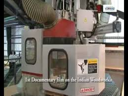 a film on woodworking machines in india youtube