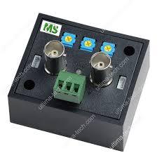hd tvi ahd and hd cvi video signal amplifier booster ca101hd ebay