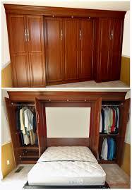 Small Bedroom No Closet Space Small Room With No Closet No Problem