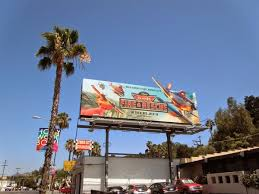 daily billboard disney planes fire u0026 rescue movie billboard