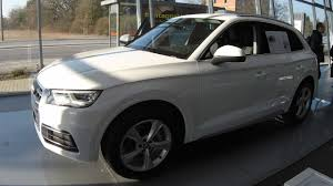 Audi Q5 Sport - audi q5 sport new model 2017 white and gray color