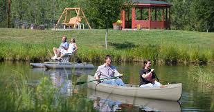 Namekagon River Map Canoeing And Tubing Near Bed U0026 Breakfast In Minnesota