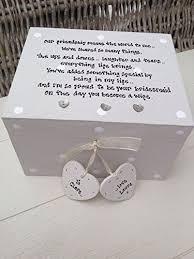 wedding gift boxes uk 53 best wedding gifts personalised images on wedding
