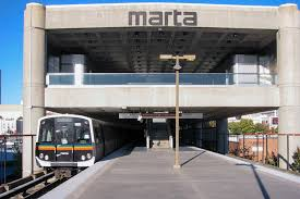 Marta Train Map Atlanta Era Convention 2017