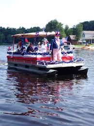 Boat Decor For Home by Decorate Pontoon 4th July Google Search Projects To Try