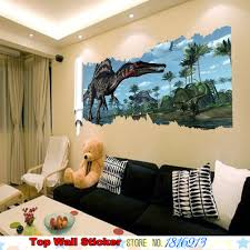 aliexpress com buy large jungle wild dinosaurs wall sticker aeproduct getsubject