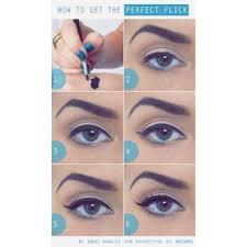 how to basic eyeliner
