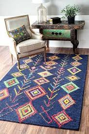 full of brilliant color and life the jerada area rug will