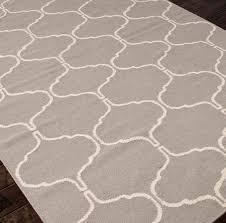jaipur maroc delphine medium gray flat weave rug look 4 less