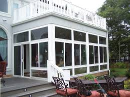 All Season Patio Enclosures Vinyl Sunrooms U0026 Affordable 4 Season Sunroom Installation Kits