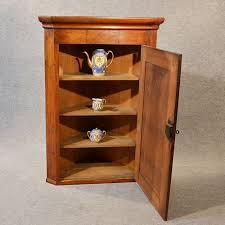 mahogany corner bookcase antique corner cupboard wall hanging cabinet antiques atlas