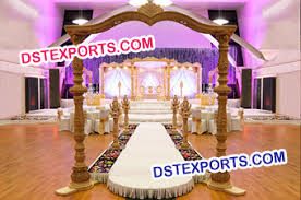 wedding designer indian wedding welcome gate