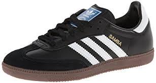 black samba adidas originals men s samba soccer inspired sneaker