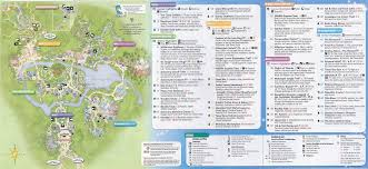 Orlando Parks Map by Disney U0027s Animal Kingdom Guidemaps