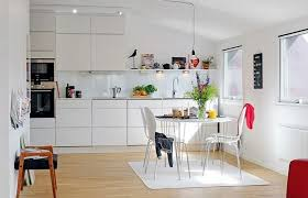 kitchen design minimalist white kitchen design idea with black