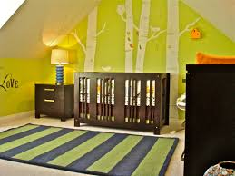 inspiring modern two tone blue and gray baby boy room ideas with
