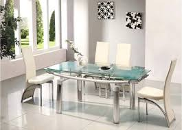 Glass Dining Table With 6 Chairs Interior Design Ideas For Dining Area Oak Room Table And Chairs