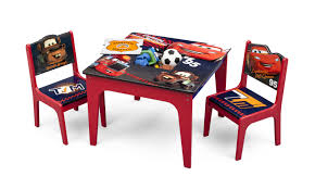 Kids Table With Storage by Amazon Com Delta Children Deluxe Table U0026 Chair Set With Storage