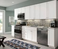 Shaker Style White Cabinets Shaker Style Kitchen Cabinets 1429