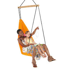 Single Person Hammock Chair Hanging Chair Hangover Orange Relaxtribe