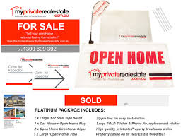 sales package my private real estate