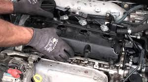 nissan sentra lug pattern nissan altima 2 5 valve cover gasket replacement part 2 youtube