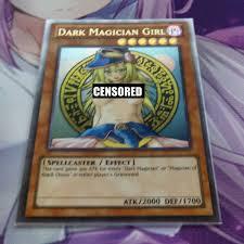 dark magician 14 ultra rare orica proxy fanmade