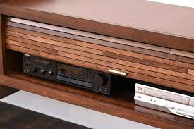 Wall Tv Furniture Wall Mount Fireplace Floating Tv Stand Eco Geo Mocha Woodwaves