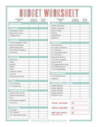 Free Household Budget Spreadsheet How To Create A Household Budget Spreadsheet Greenpointer Us