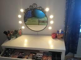 Ikea Micke Desk Makeup 20 Best Vanity Ideas Images On Pinterest Beauty Room Vanity